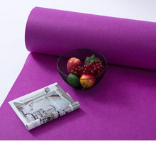 1-12m European Fashion Fuchsia Wedding Floor Polyester Carpet Entrance Hall Party Event  Banquet Home Textile Products