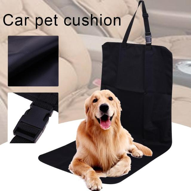 110x49cm Waterproof Dog Car Seat Cover Non Slip Front Seat Mat ...