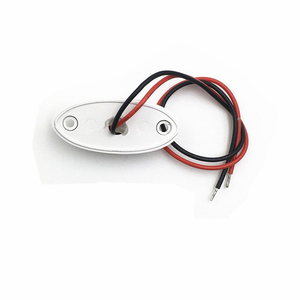 Image 3 - Miniluz de pasillo de luz LED de barco marino para vehículos RV de 12 V