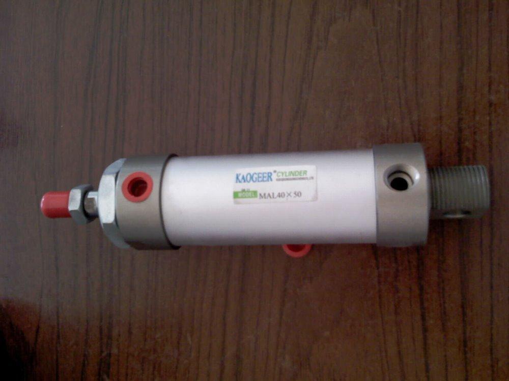 Airtac type MAL mini aluminium pneumatic cylinders MAL25X25 airtac type mal mini aluminium pneumatic cylinders mal32x100
