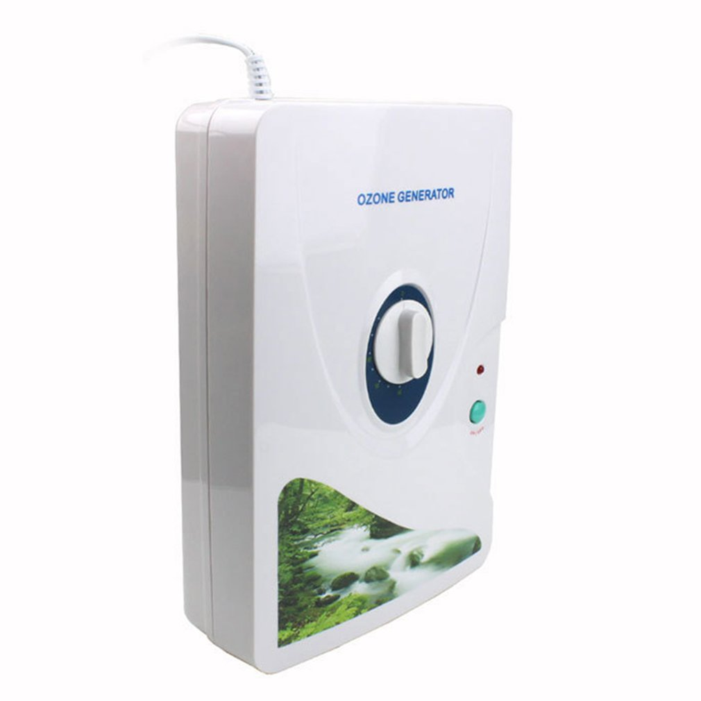Small Household Appliances Oxygen Machine Fruit And Vegetable Cleaning Detoxifier Ozone Generator 220v/110v Air Purifier