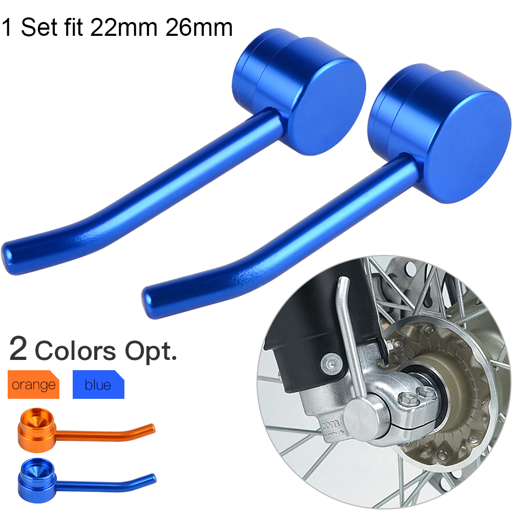 22mm 26mm Front Axle Puller Removal Tool For Husqvarna Husaberg TE FE TC FC TX FX FS 125 150 200 250 300 350 390 450 501 For KTM-in Covers & Ornamental Mouldings from Automobiles & Motorcycles    1