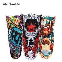 Mr Hunkleฤดูหนาวที่อบอุ่นป้องกันความหนาวเย็นขนแกะใบหน้าหน้ากากสโนว์บอร์ดฮูลมCapรถจักรยานยนต์B...