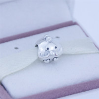 Wholesale New Chicken Silver Charm Beads 925 Sterling Silver Charms DIY Jewelry Fits Pandora Bracelet Necklace