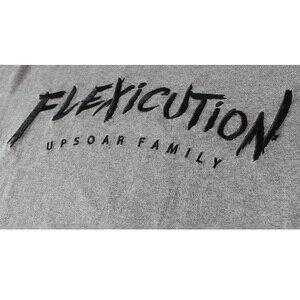 Image 5 - 2020 Men T Shirt Hip Hop Flexicution Logic Rapper Hiphop T Shirts Embroidery Harajuku Tshirt Cotton Tops Tees Streetwear Summer