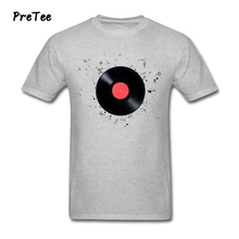 Spinning out notes Vinyl Record t-shirt