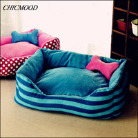 Dog Beds For Small Dogs House Durable Soft Pet Sofa Puppy Cat Mat Princess Style Poodle