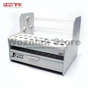 Caixa de armazenamento de peças caixa de Componentes de manutenção de telefonia móvel de Mainframe caixa de ferramenta chave de fenda pinças Manutenção acessórios rack