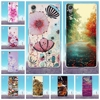 For Sony Xperia X F5121 Dual F5122 Case Soft TPU Silicone Back Cover For Sony X Case 3D Pattern Bag For Sony X F5121 Phone Cases
