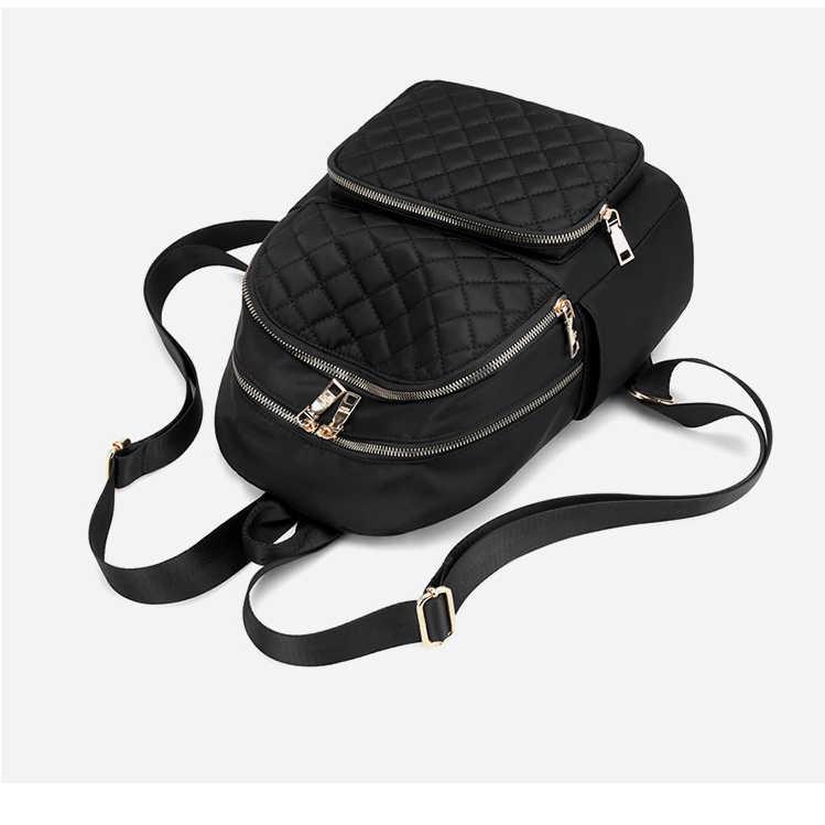 Acolchoado das mulheres mochilas Designer de mulheres pequena Mochila feminina mochila de Viagem bagpack mochila Escola Bags para a menina plecak