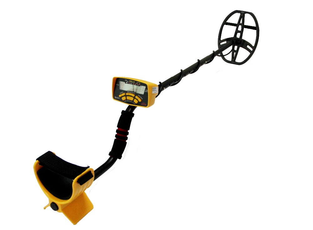 Underground Metal Detector Professional MD6350 Gold Digger Treasure Hunter