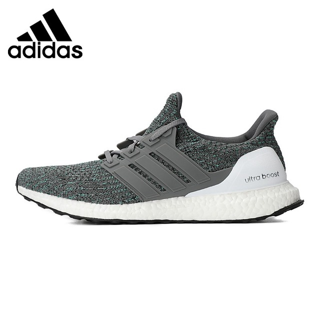 more photos 23385 f8b06 US $174.02 22% OFF|Original New Arrival 2018 Adidas UltraBOOST Men's  Running Shoes Sneakers-in Running Shoes from Sports & Entertainment on ...