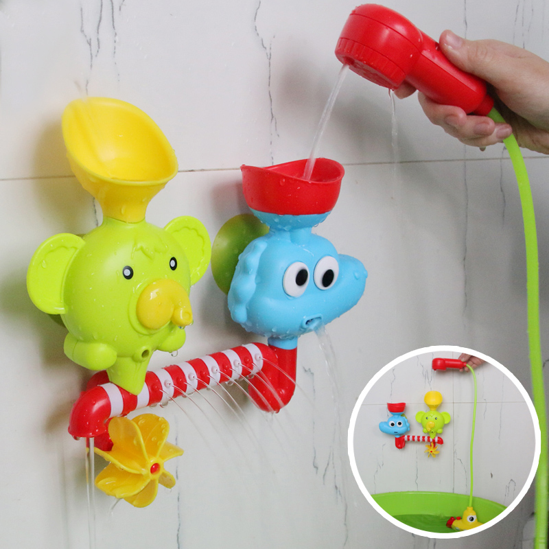 Submarine Shower Head Water Spraying Taps Baby Bath Toys Automatic Spout  Play Taps Spray Showers Toy Faucet Play With Water In Bath Toy From Toys U0026  Hobbies ...