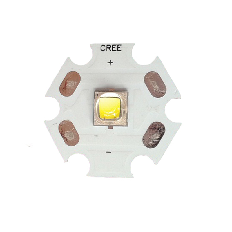1PCS CREE XML2 LED XM-L2 T6 U2 10W WHITE Neutral White Warm White High Power LED Emitter with 12mm 14mm 16mm 20mm PCB for DIY