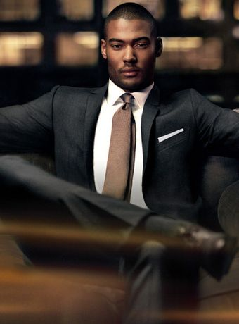 Image result for Black men wearing Dinner Jacket