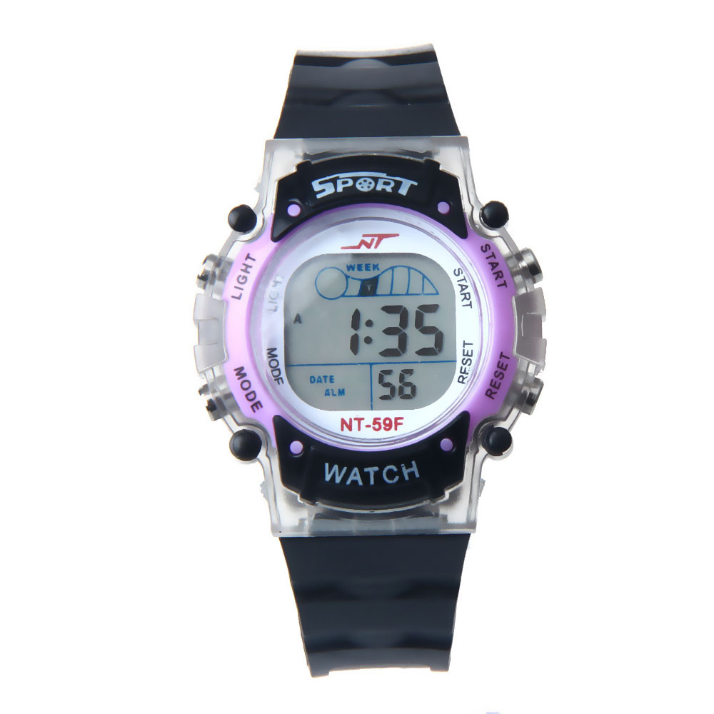 #5001Colorful LED Electronic Sports Watch DROPSHIPPING Arrival Freeshipping Sales