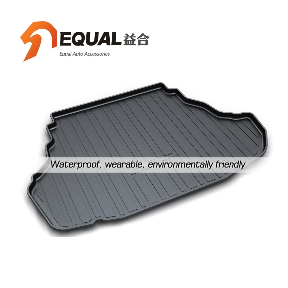 Equal Cargo Liner Trunk Mat For Camry 2012 2013 2014 2015