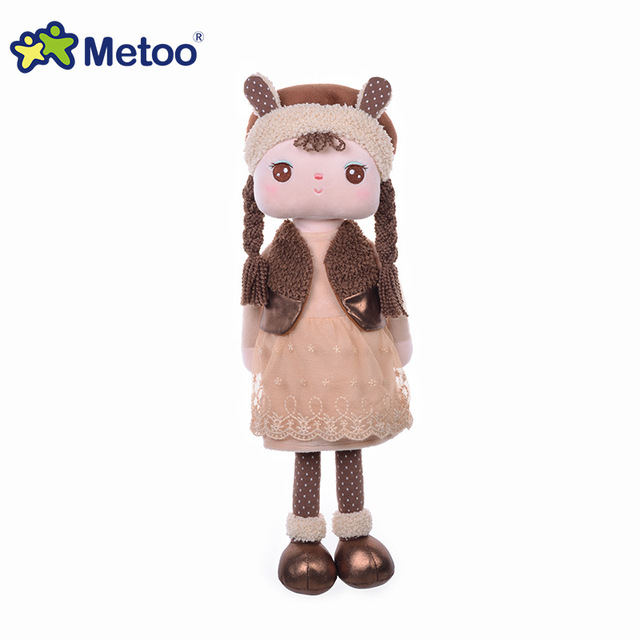 Original metoo Special Angela winter stuffed plush toy doll for