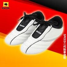 Квон бренд таэквондо обувь, Скорость 2nd поколение супер свет Квон обувь, детская взрослых профессиональных Обувь для тхэквондо
