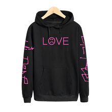 Pkorli Lil Peep Love Hoodies Men Women Sweatshirts Hooded Pullover Casual Women Homme Harajuku Fashion Sweatshirts Rapper Hoody