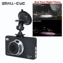 SMALL-EYE Full HD 1080P camera 150degree  screen car DVR Night vision Dash Cam with G-sensor
