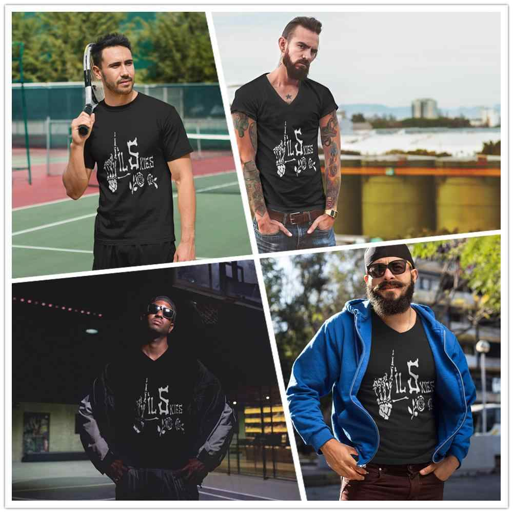 26dcfff19fe ... Lil Skies Classic T-Shirt Men s T Shirts With Short Sleeves Summer  Printed Graphic Music ...