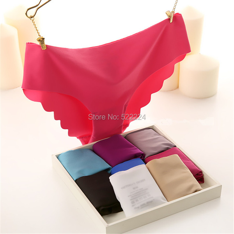 Special Offe DuPont Fabric Ultra-thin Comfort Underwear women Seamless   Panties   for women pink seamless Briefs women size M L XL