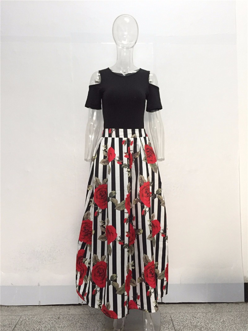 women skirt 2 piece set -8