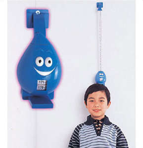 Chart-Gauge Height-Scale High-Measuring Up Pull-Down 170cm Kids To