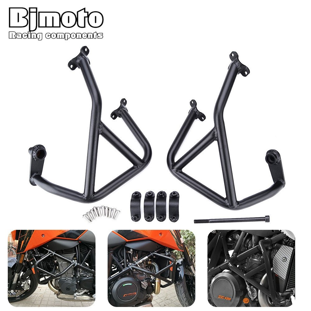 Motorcycle DUKE 690 Engine Crash Bars Frame Protector Protection Guard For KTM KTM DUKE690 2013 2014 2015 motorcycle engine guard crash bars frame protector bumper for ktm 125 200 duke 2011 2012 2013 2014 2015 new