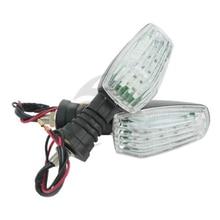 цены New ABS LED Turn Signal Light Lamp For GSXR600 GSXR750 GSXR600/750 K4 2004-2005 Motorcycle