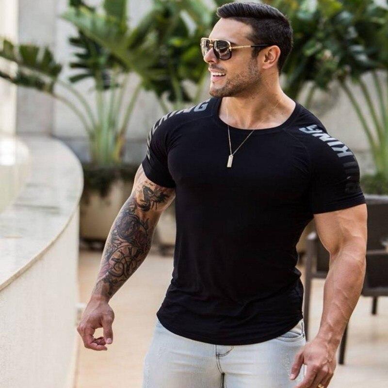 Mens workout shirt 1