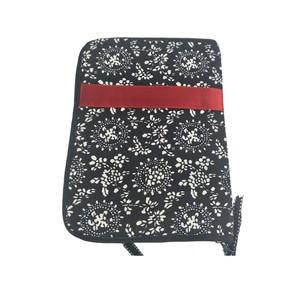 Image 5 - Estojo de agulha para cosméticos, bolsa intercalável com estampa de agulhas para armazenar pincel de maquiagem, tricô e maquiagem, 25.3cm * 15.3cm