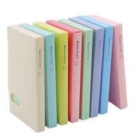 Kreative fotoalbum Visitenkarte Lagerung Buch Wohnkultur 120 In PP Koreanische Stil Tragbare album de foto album fotografico