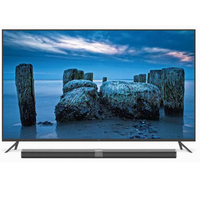 HD 4K 1080P 50 55 inch ultra slim television smart led tv