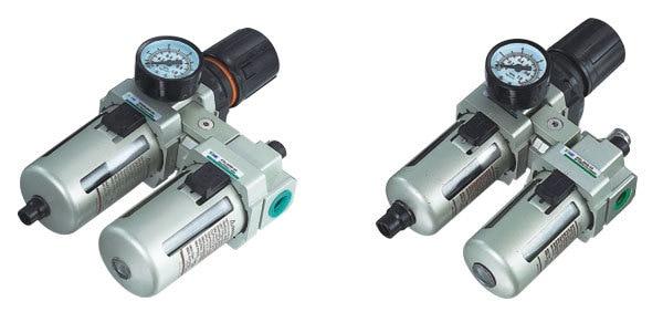 SMC Type pneumatic regulator filter with lubricator AC3010-03 swingable pneumatic eccentric grinding machine 125mm pneumatic sander 5 inch disc type pneumatic polishing machine