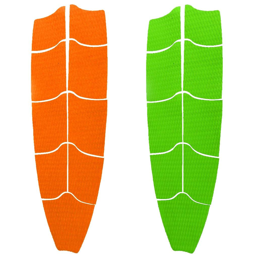 Drable 9 pièces/ensemble diamant planche de surf pont complet coussin de Traction queue poignées pour surf Longboard Kiteboard accessoires