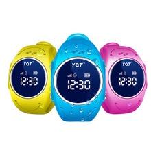 Q520s 0.66oled LBS/GPS/WIFI location 400mah battery waterproof watch 100m