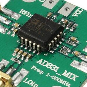Image 5 - 0.1 500mhz AD831高周波rfミキサードライブアンプモジュールボードhf vhf/uhf