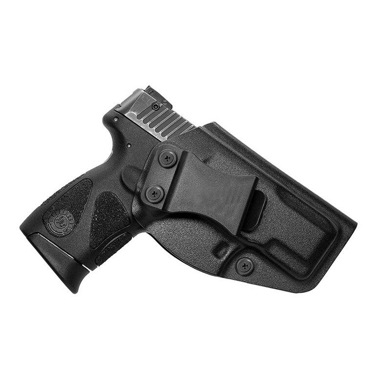 Kydex IWB Holster For Taurus G2C Millennium G2 PT111 / PT140 Inside The Waistband Concealed Carry Case 9mm Pistol