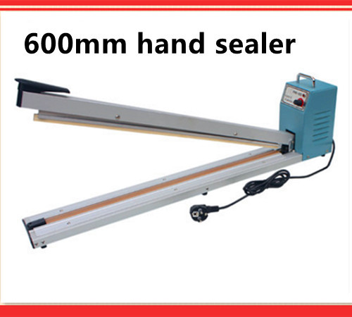 Free Shipping Impulse Sealer Size 600mm Plastic Bags Film Sealing Machine Foil In Food Processor Parts From