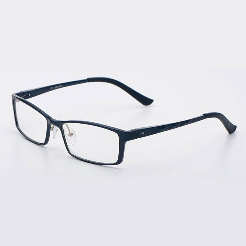 Image 4 - Reven Jate B2037 Optical Eyeglasses Frame for Men and Women Eyewear Prescription Glasses Rx Alloy Frame Spectacles Full Rim-in Men's Eyewear Frames from Apparel Accessories