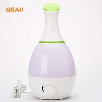 Mini Humidifier Home Fragrance Mist Maker Diffuseur Huile Essentiel Difusor De Aroma Aromatherapy 2 5L