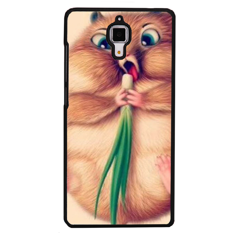 Cute Little mole The Lion King Cell Phone Case For xiaomi mi5 mi4 mi3 mi2 mi1 redmi3 Cases phone accessories case for xiaomi mi4
