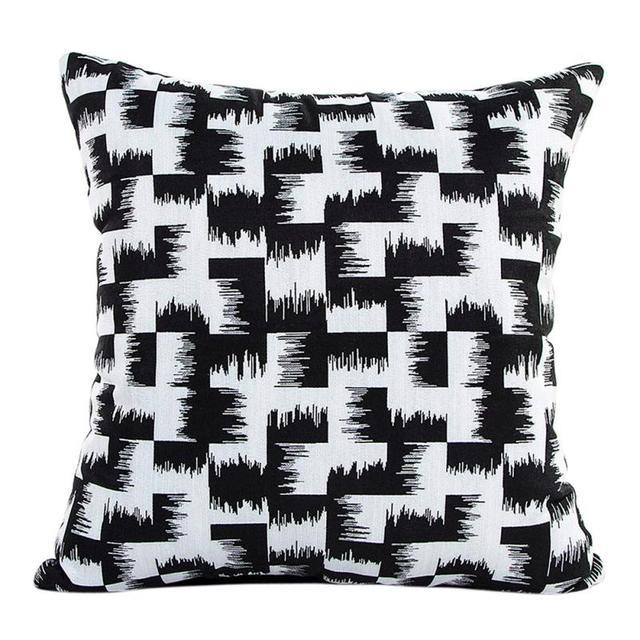 Sofa Box Cushion Covers To Bunk Bed Pillow Waist Throw Cover Home Decor Case Ras Cushions Sleeve Pillowcase