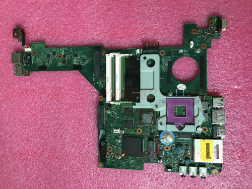 Купить с кэшбэком 496097-001 For HP DV3000 DV3500 Series Laptop Motherboard DDR2 PM45 MainBoard Full Tested 100%