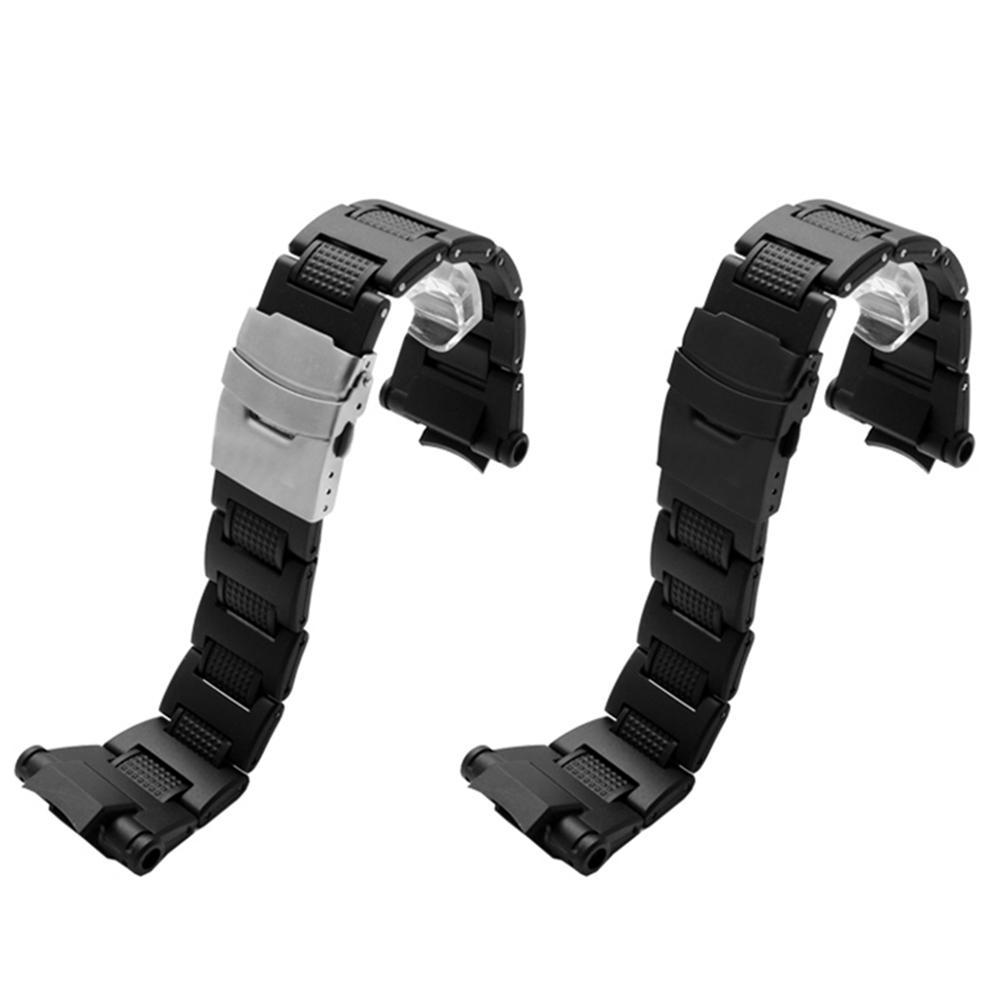 Substituição para Casio Rondaful Mais Novo Stainless Steel Ver Strap Banda Gwa1000 Gwa1100 Gw4000 G-shock Acceriers 2020