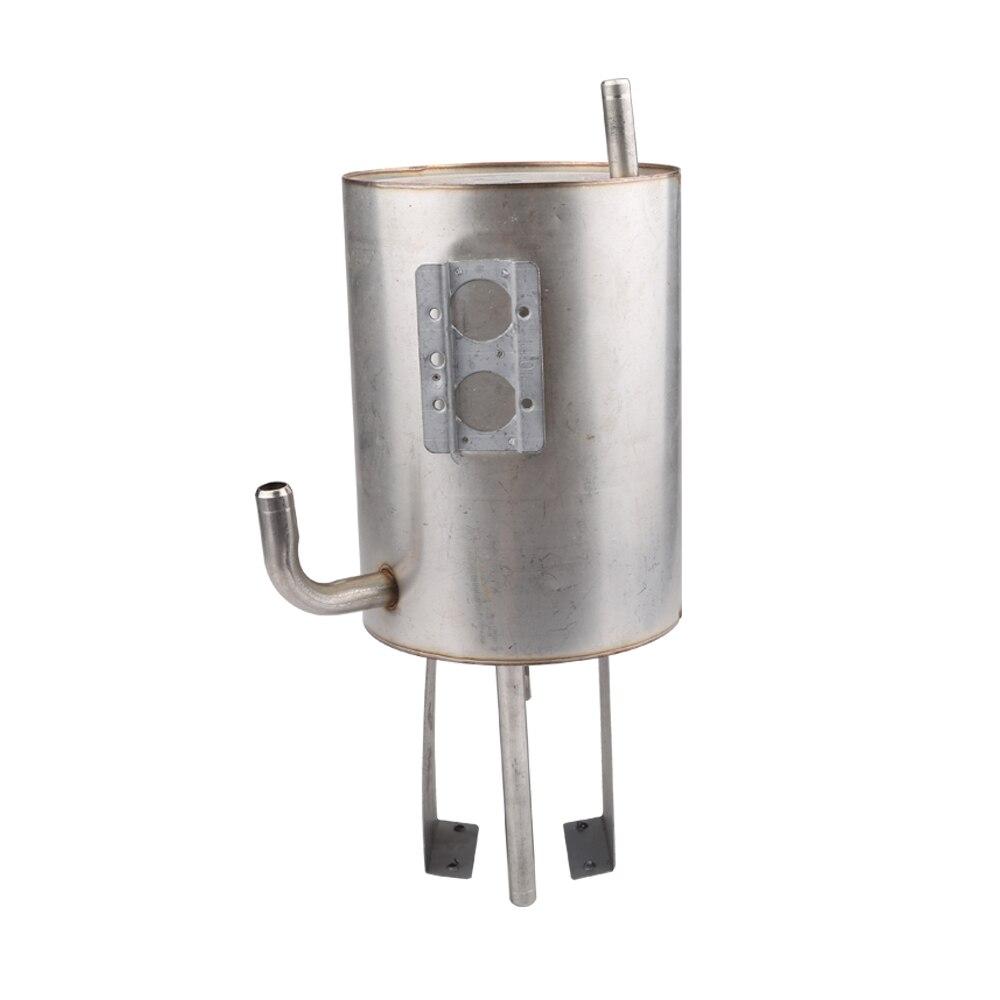 Um Buraco Dispensador de Água Interno Do Tanque de Aquecimento de Aço Inoxidável Forro para Fonte De Águaliner