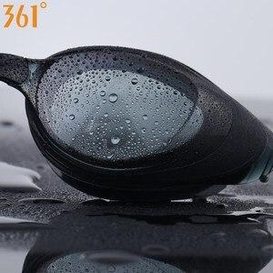 Image 5 - 361 Myopia Swimming Goggles Prescription Swimming Glasses for Pool Mirrored Diopter Swim Goggle for Adult Men Women Children