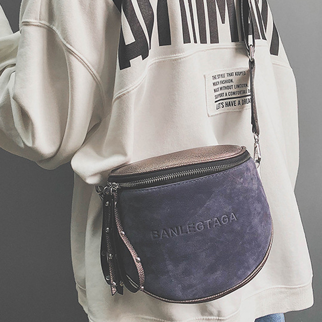 OCARDIAN Handbag Women's Ladies Retro Casual Minimalist Shoulder Bag Leisure Simple Pure Color Single Messenger Bag Dropship A13